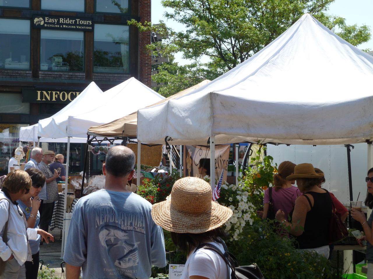 Newburyport Farmers Market