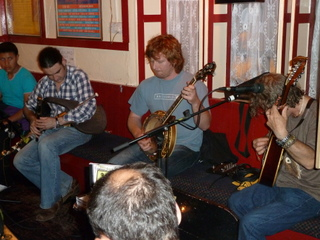 Traditional Irish music in Doolin
